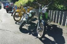 Fahrerlager Mopedtreffen