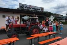 Kerwa in Warmensteinach